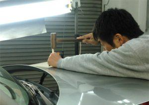 車表面修理